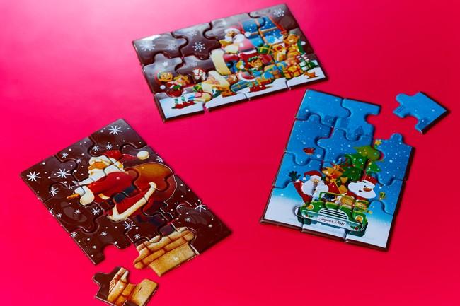 クリスマス パズル