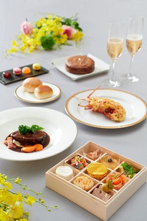 25,000円プランの料理イメージ