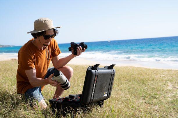 トラベルはもちろんカメラなどの貴重品輸送にも最適