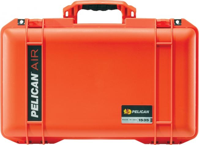 ペリカンエア1535キャリーオンケース オレンジ