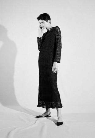 Vrou lace long dress 59,000yen(+tax)