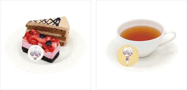 藤原ヒカル:藤原家のおもてなしケーキ/ヒカルとアフタヌーンティー