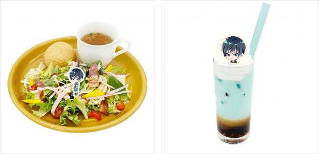 神崎夏向:マニュアル通りのパーフェクトサラダ/可愛いとか禁句のタピオカ