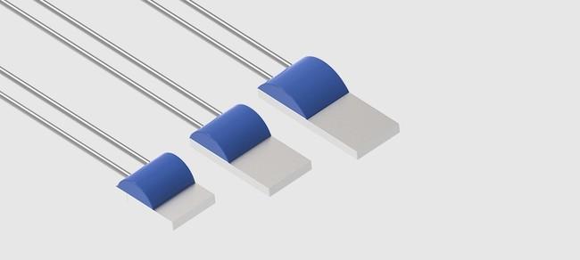 TE ConnectivityのRTDプラチナ薄膜素子