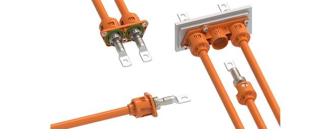 IPT-HD パワーボルト高電圧コネクタ