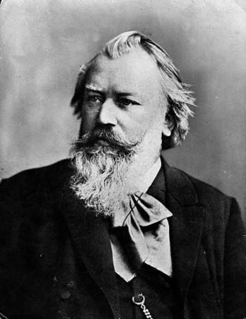 作曲家ヨハネス・ブラームス(1833~1897)