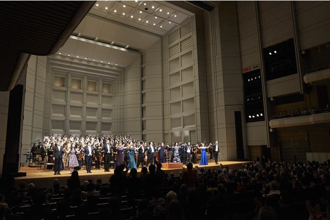 2020年2月オペラ演奏会形式『カルメン』より (C)上野隆文