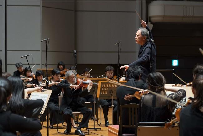 〈ブラームス 交響曲の全て〉7月定期演奏会より (C)K.Miura