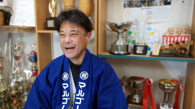 株式会社マルゴー 斉木智社長