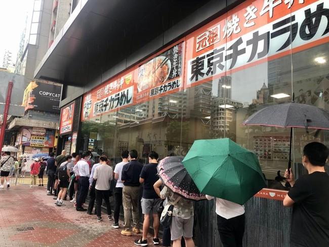 香港1号店の様子2