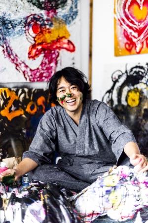 武田双雲、初となる大規模現代アート個展「ピカソ、ごめん。」展のご案内