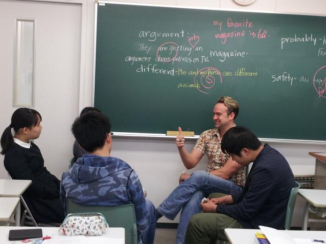 授業風景1