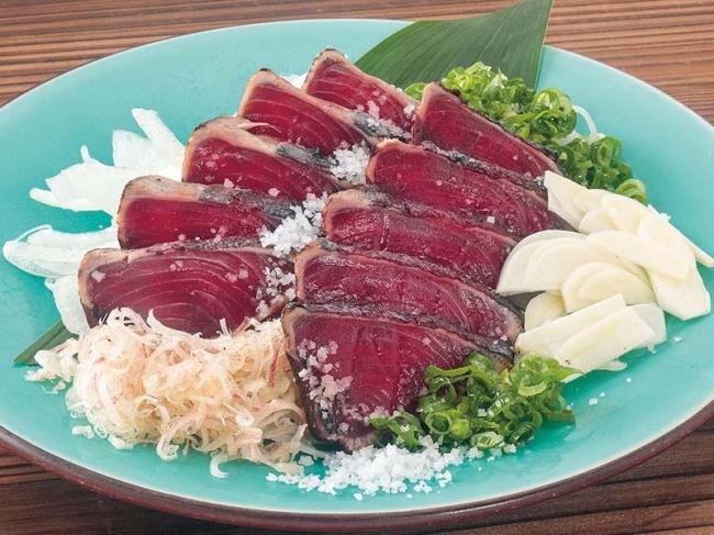 【高知】藁焼きカツオのタタキ_2