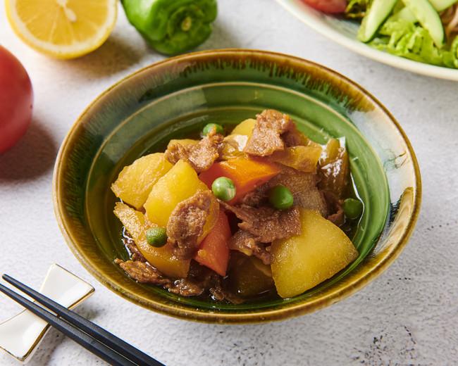 代替肉を使用した新しい和食『未来の和食 イッポン』