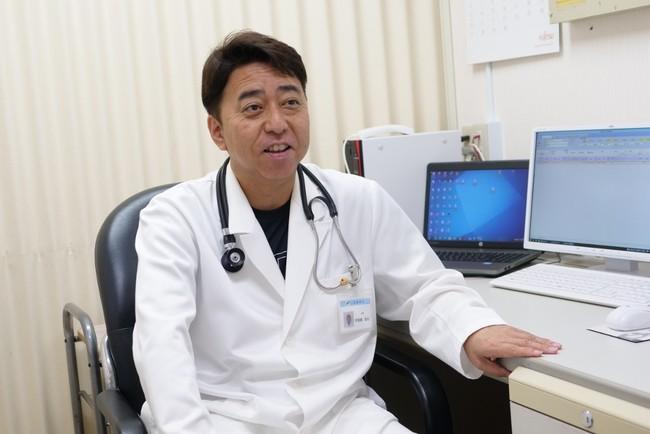 愛媛大学大学院抗加齢医学講座教授 伊賀瀬道也氏