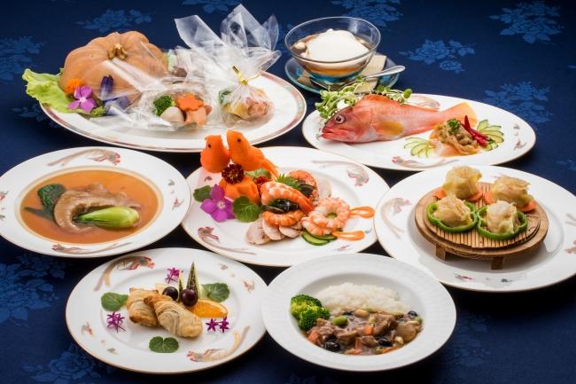 フカヒレ海鮮宴席