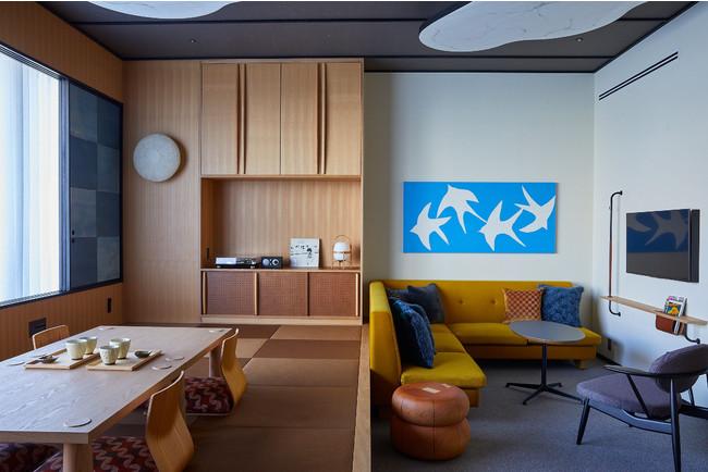Ace Hotel Kyoto Tatami Suite