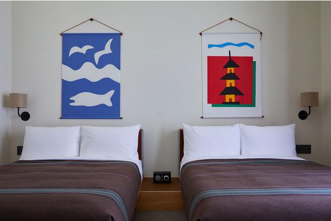 Ace Hotel Kyoto Standard Twin