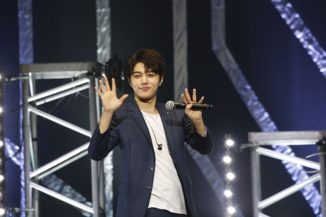 『Kim Myung-Soo ~L~ First Fanmeeting in Japan』©Woollim Entertainment