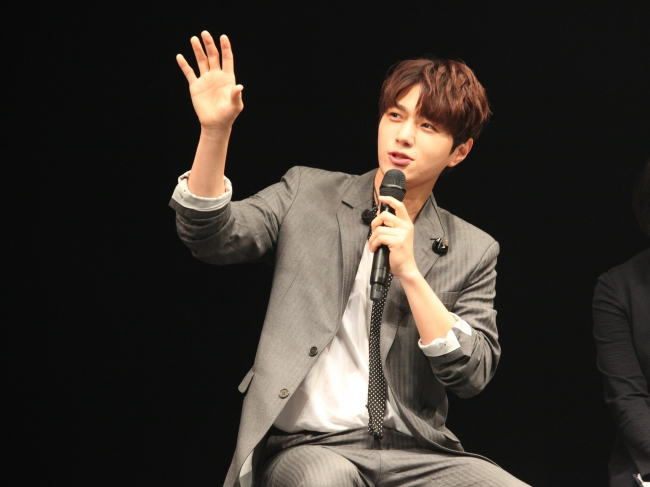 『Kim Myung-Soo ~L~ 2nd Fanmeeting in Japan』