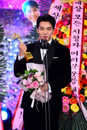 『2019 SBS芸能大賞~韓国から生中継』