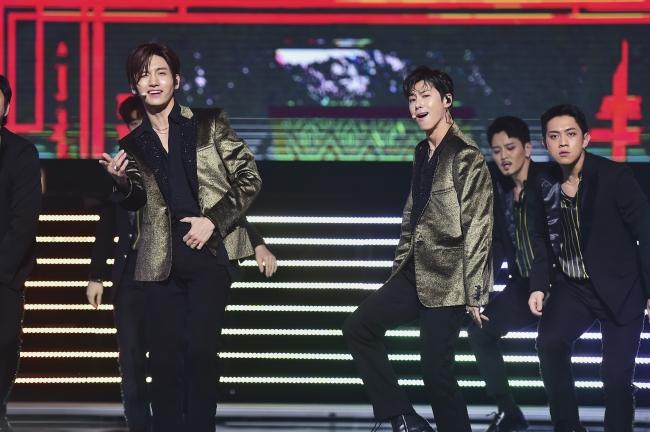 『2019 MBC歌謡大祭典~韓国から生中継』