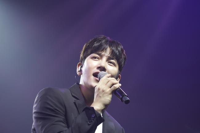 『チ・チャンウク デビュー10周年コンサート』