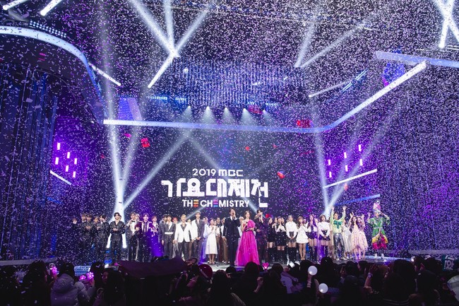 『2020 MBC歌謡大祭典~韓国から生中継』