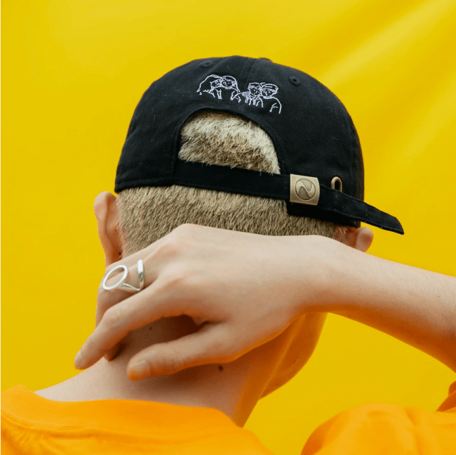 Logo Graphic Cap