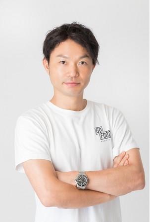 GOFOOD 岡広樹CEO
