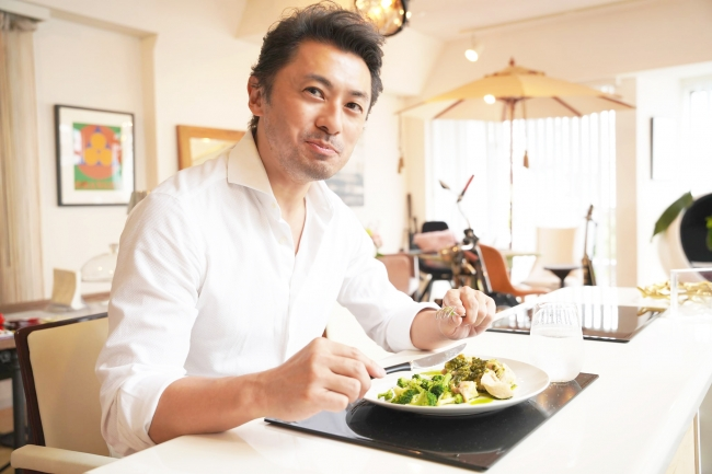 「GOFOOD」長瀬次英氏がチーフ・クリエイティブ・デザイナーに就任
