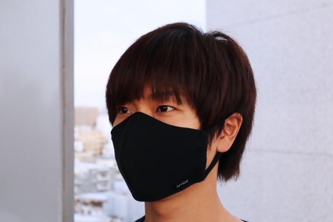 安心の素材、価格、国産マスクです。