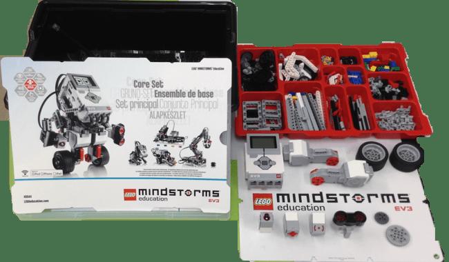 使用教材:レゴ® マインドストーム® EV3