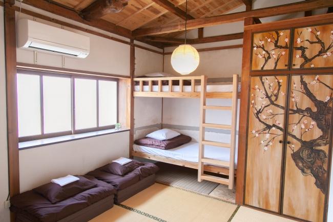 和の雰囲気を満喫できる個室