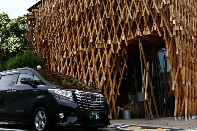 EDS観光タクシー(イメージ)