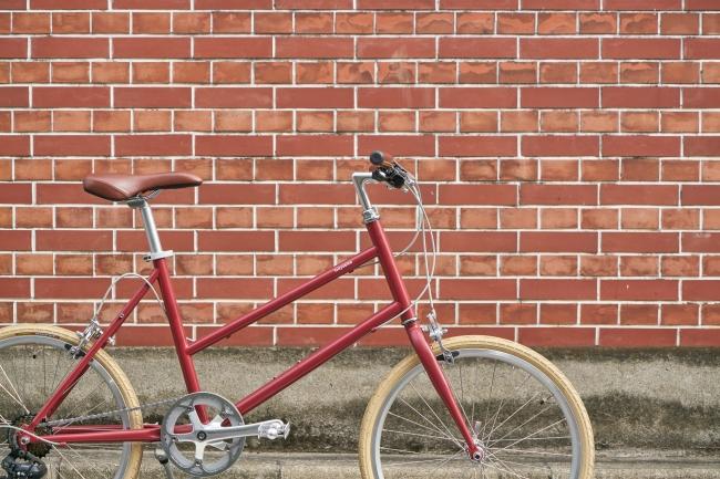 CALIN 都会の生活に馴染む小さなタイヤとコンパクトな車体