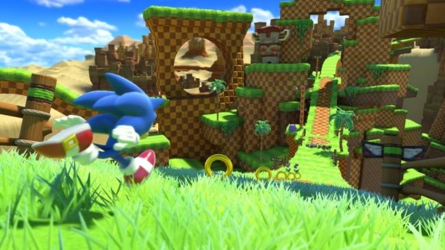 11 月 9 日 発売予定 ソニックフォース ゲーム紹介映像を世界初公開