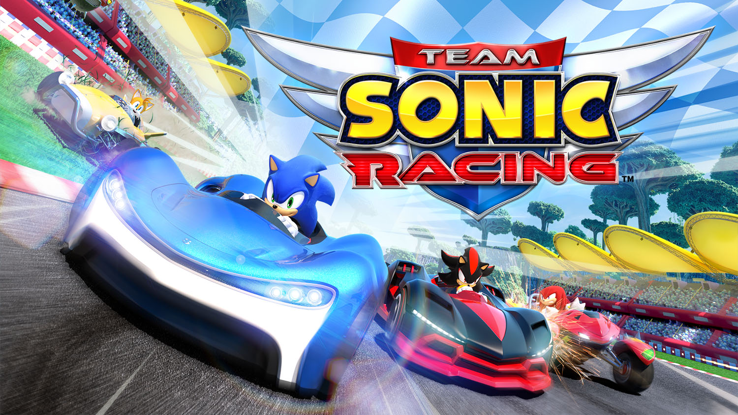 Paris Games Week 2018 - Koch Media - Team Sonic Racing