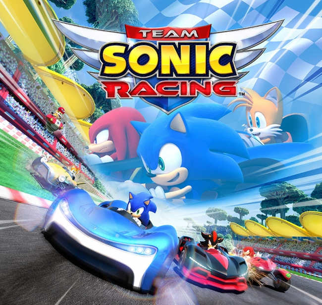 PlayStation(R)4/Nintendo Switch(TM)/Steam『チームソニックレーシング』ゲーム紹介映像の「カスタマイズ」編を公開!