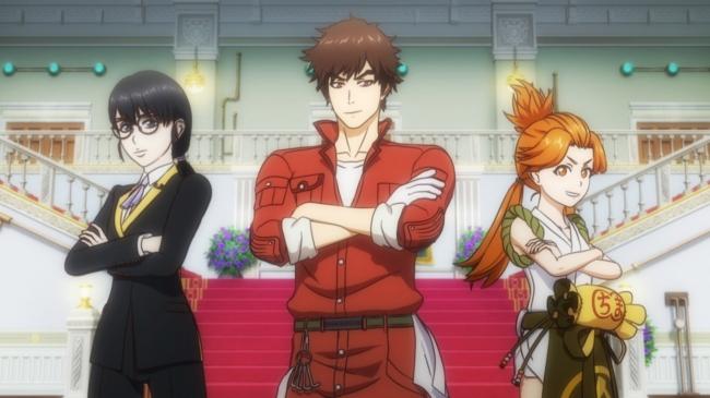 『新サクラ大戦 the Animation』4月3日(金)よりTOKYO MX 1 / BS11で放送!アニメ版オリジナルのOP映像を公開、ED主題歌は新曲「桜夢見し」に決定