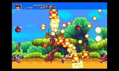 好評配信中のニンテンド ー3DS『3D ガンスターヒーローズ』 火力2倍の圧倒的な攻撃力を誇る「メガショットモード」の情報を公開!
