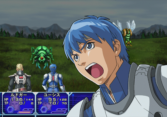 PlayStation®2アーカイブスに『ファンタシースター generation』シリーズが登場!