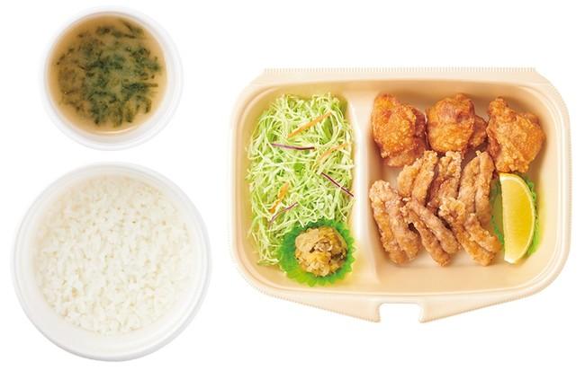 [テイクアウト]せせりと鶏もものから揚げ[せせり6個・鶏もも3個] 790円(税込)