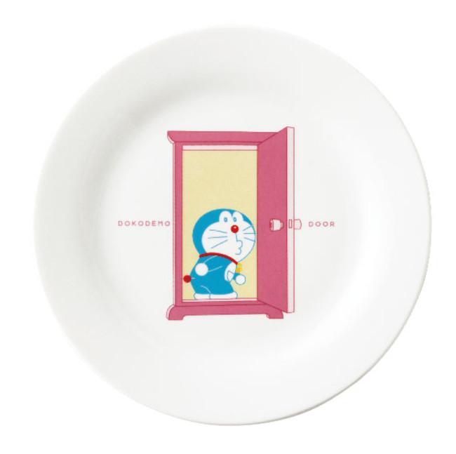 ドラえもん皿 (磁器製 直径23cm)