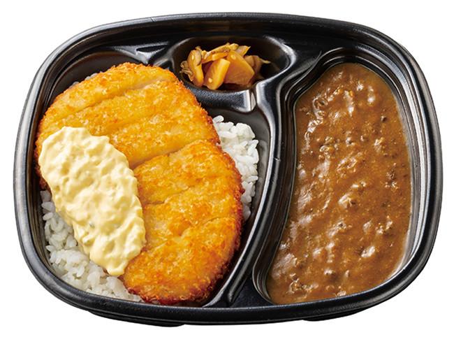 チキン南蛮カレー 630円(税込)