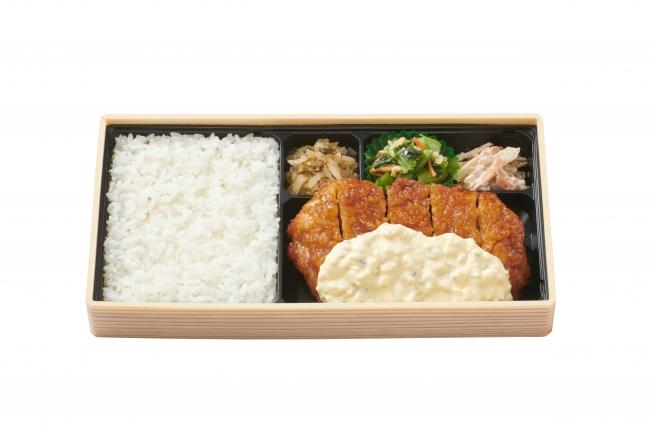 チキン南蛮弁当690円(税込)