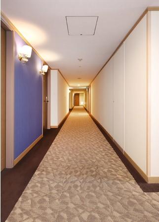 16F廊下 Before