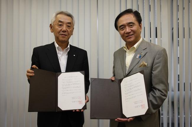 神奈川県とレオパレス21との「屋根貸し」による太陽光発電事業の普及に関する協定の締結について