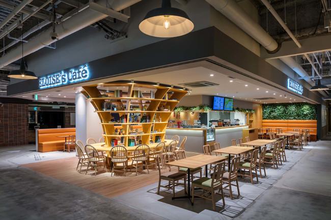 ELOISE's Cafe横浜