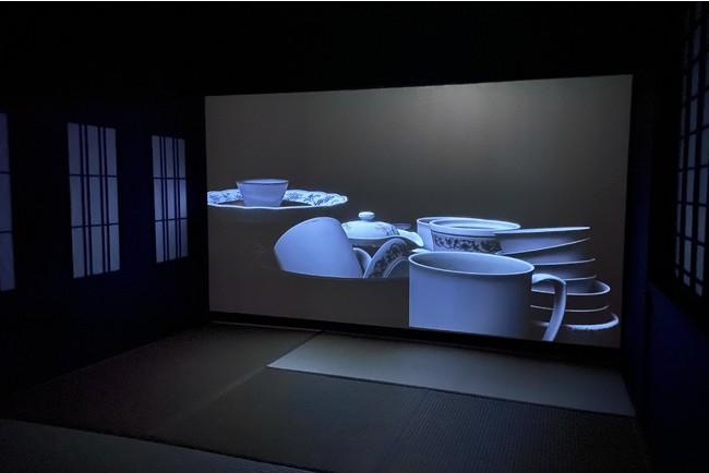 渡辺豪〈ひとつの景色〉をめぐる旅 展示風景 (C) Go Watanabe, Courtesy of KAMU kanazawa